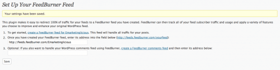Set Up Your FeedBurner Feed With FeedBurner Smith