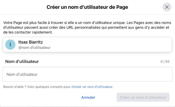 creer-nom-utilisateur-page-facebook