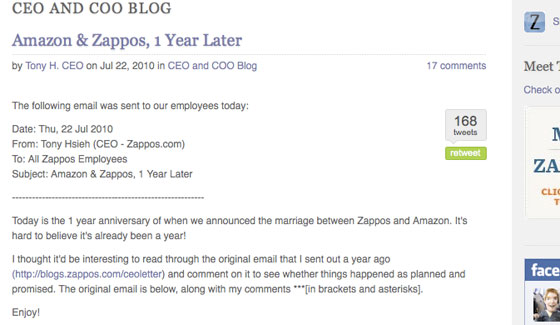 Tony-Hsieh-Zappos-blog-direction