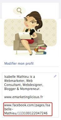 inserer-lien-page-facebook-profil