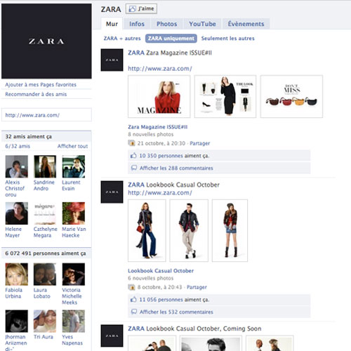 zara-page-fan-facebook
