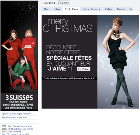 3-suisses-entreprise-e-commerce-facebook-page-fans