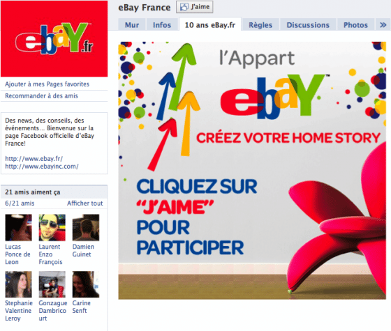 page-facebook-entreprise-ebay