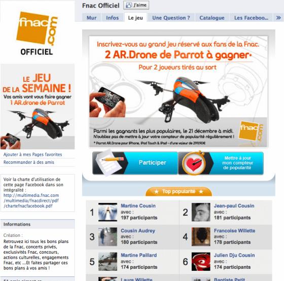 page-facebook-entreprise-fnac