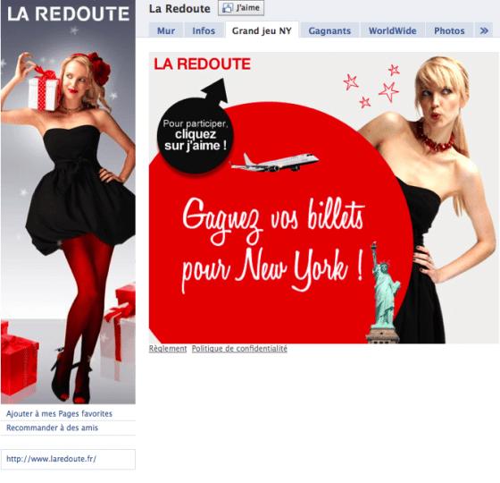 page-facebook-entreprise-la-redoute