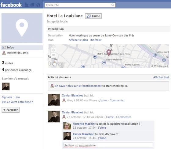 Zoom Sur Les Nouvelles Pages Facebook Pour Votre Entreprise