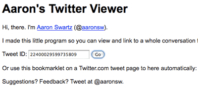 aaron-twitter-viewer