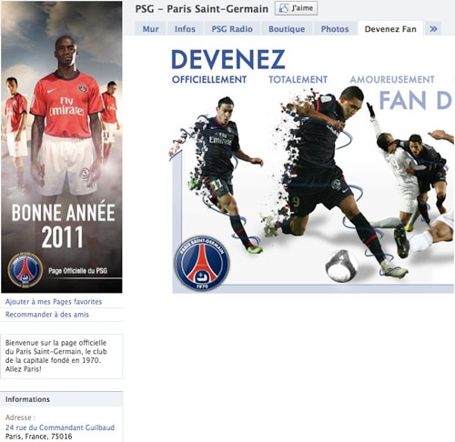 psg-paris-saint-germain-page-facebook