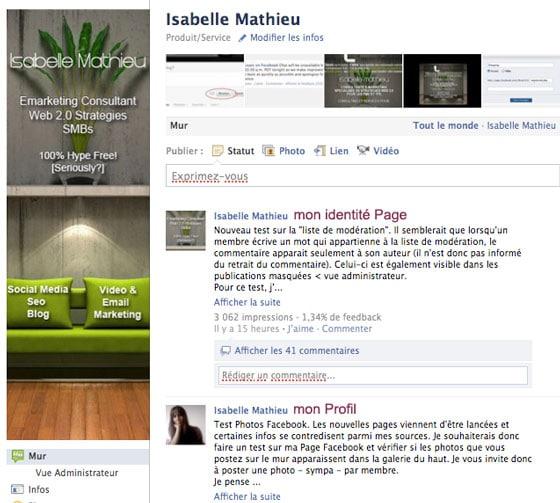 comment configurer votre nouvelle page facebook comme un pro emarketinglicious. Black Bedroom Furniture Sets. Home Design Ideas