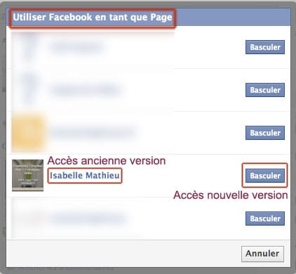 utiliser-facebook-en-tant-que-page-nouvelle-version