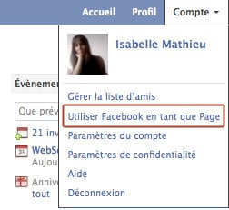 utiliser-facebook-en-tant-que-page