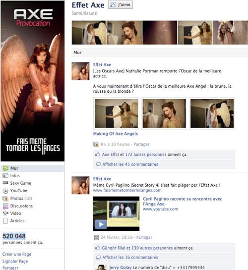 effet-axe-page-facebook