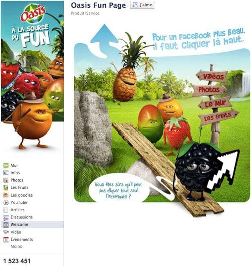 oasis-fun-page-facebook
