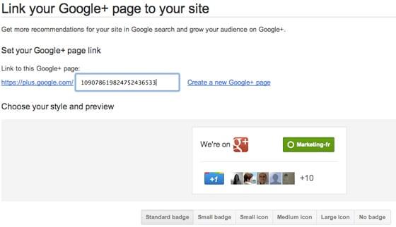 comment-ajouter-un-badge-google-plus