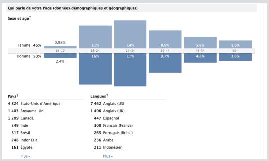 Comment Optimiser Votre Page Facebook Avec Facebook Insights ?