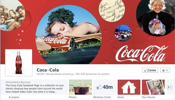 page-facebook-timeline-jounal-coca-cola
