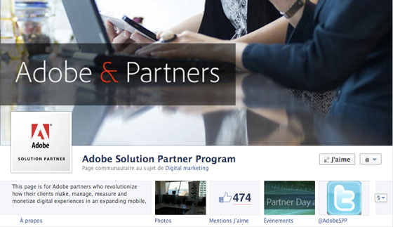 page-facebook-timeline-journal-adobe-partners