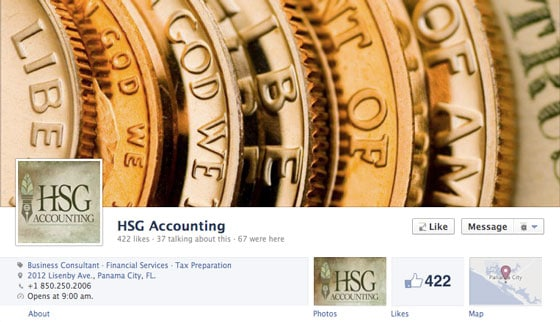 page-facebook-timeline-journal-hsg-accounting
