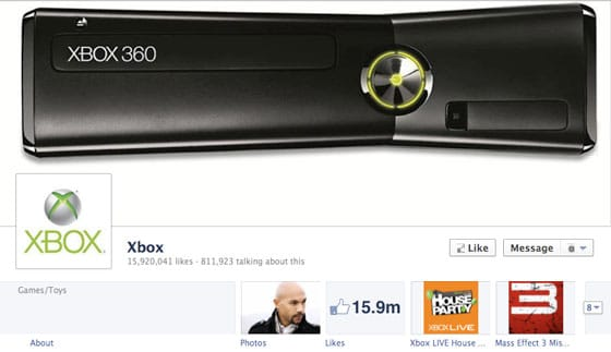 page-facebook-timeline-journal-xbox
