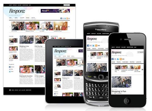 Le Responsive Web Design, Une Forme Au Service Du Fond ?