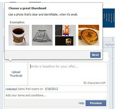 facebook-popup-creation-page
