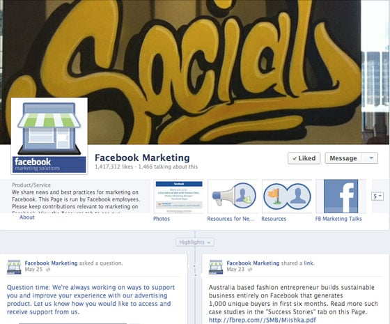 pages-facebook-version-locale