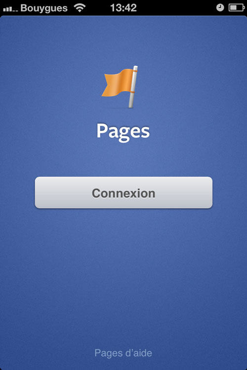 facebook-application-pages