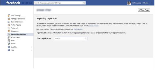 signaler-pages-facebook-dupliquees