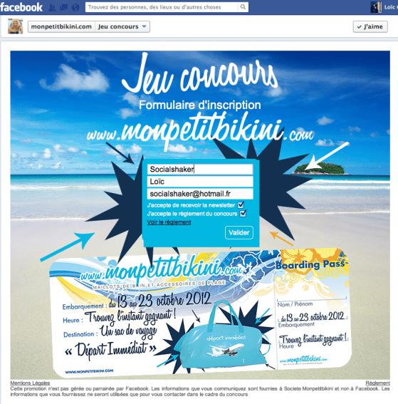 Socialshaker F-Codes Monpetitbikini.com