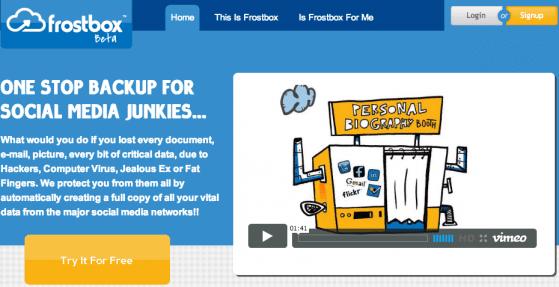 frostbox-sauvegarde-profils-medias-sociaux