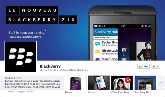 Page-facebook-BlackBerry