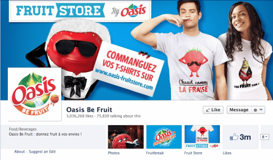page-facebook-Oasis