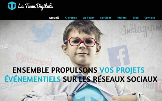 la-team-digitale-site