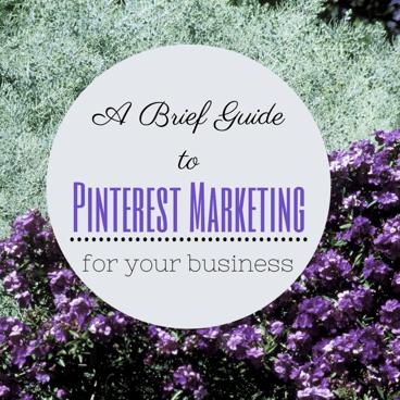 guide pinterest entreprise
