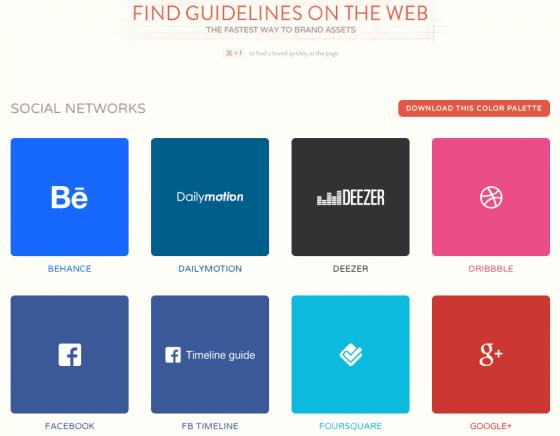 findguidelin-specifications-medias-sociaux