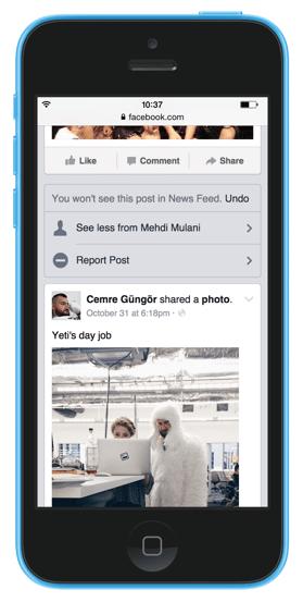controle fil actualite facebook