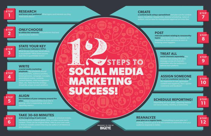 strategie medias sociaux