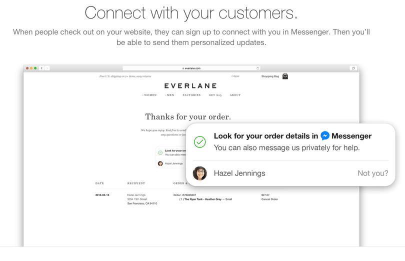 messenger-business-customers