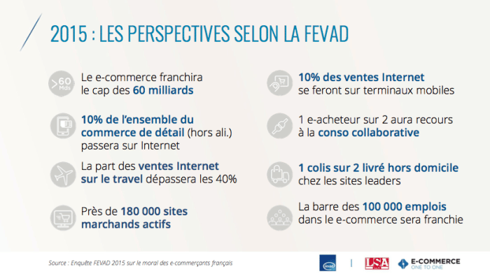 perspectives e-commerce Fedav 2015