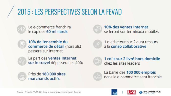 perspectives e-commerce Fedav 2015