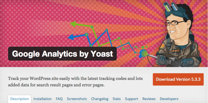 plugin-wordpress-google-analytics-yoast