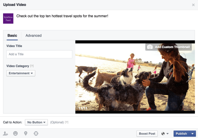 facebook-video-upload-options-basiques