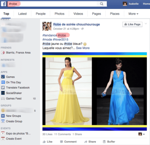 facebook-recherche-hashtag