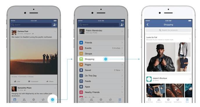 e-commerce-facebook