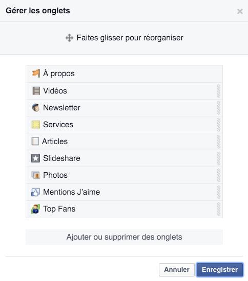 deplacer-onglets-page-facebook