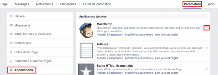 supprimer-application-page-facebook
