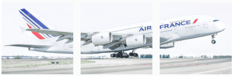 air-france-instagram