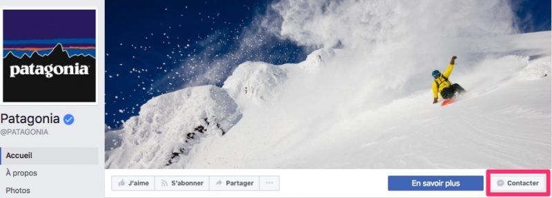 facebook-page-contacter