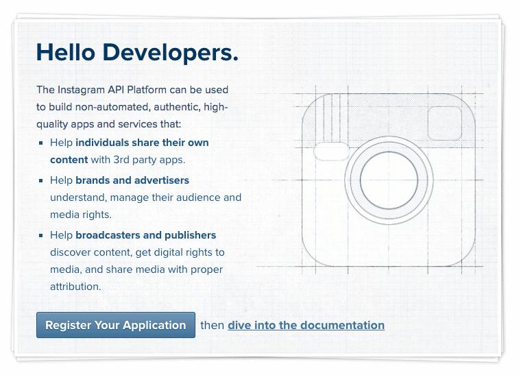 instagram-api-developers