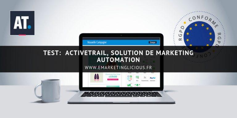 activetrail marketing automation test